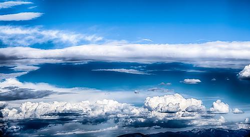 sky cloud mountain weather landscape outside us colorado unitedstates hdr antonito