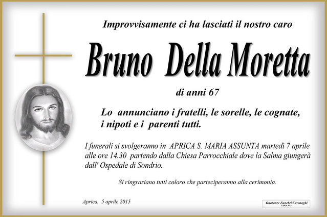 Della Moretta Bruno