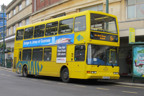 Yellow Buses 426