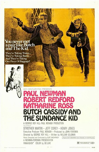 虎豹小霸王 Butch Cassidy and the Sundance Kid (1969)海报