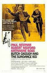 虎豹小霸王Butch Cassidy and the Sundance Kid(1969)_轻松诙谐悲壮三人行
