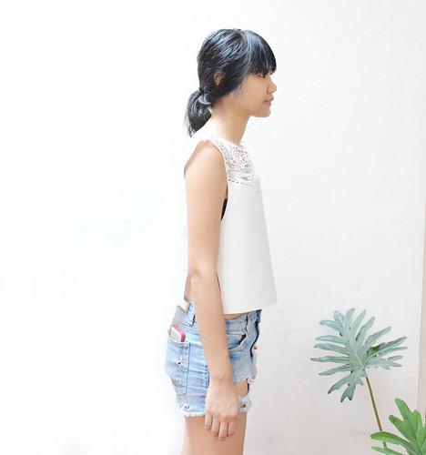 Papercut Dress