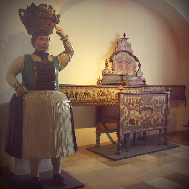 Vienna - Osterreichisches (Folklore Museum)