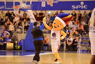 Basket, PB86 J30 : Poitiers - Nantes (2014-2015)