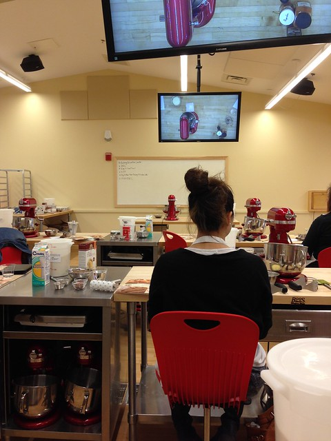 Cracker Class at King Arthur Flour