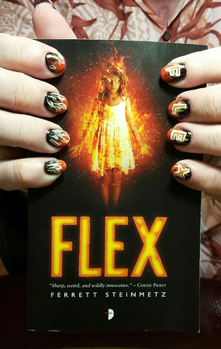 The FLEX book tour: many photos.