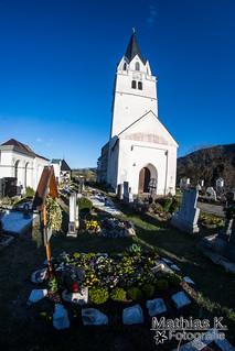 Kirche  Feistritz / Gail