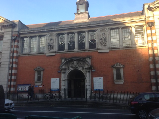 Hammersmith Library - London