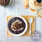 Blueberry Coconut Smoothie Bowl