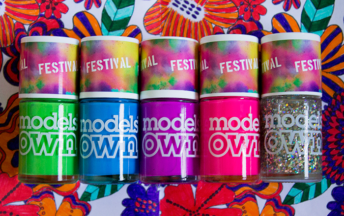 Models Own Festival Collection: Review and Swatches