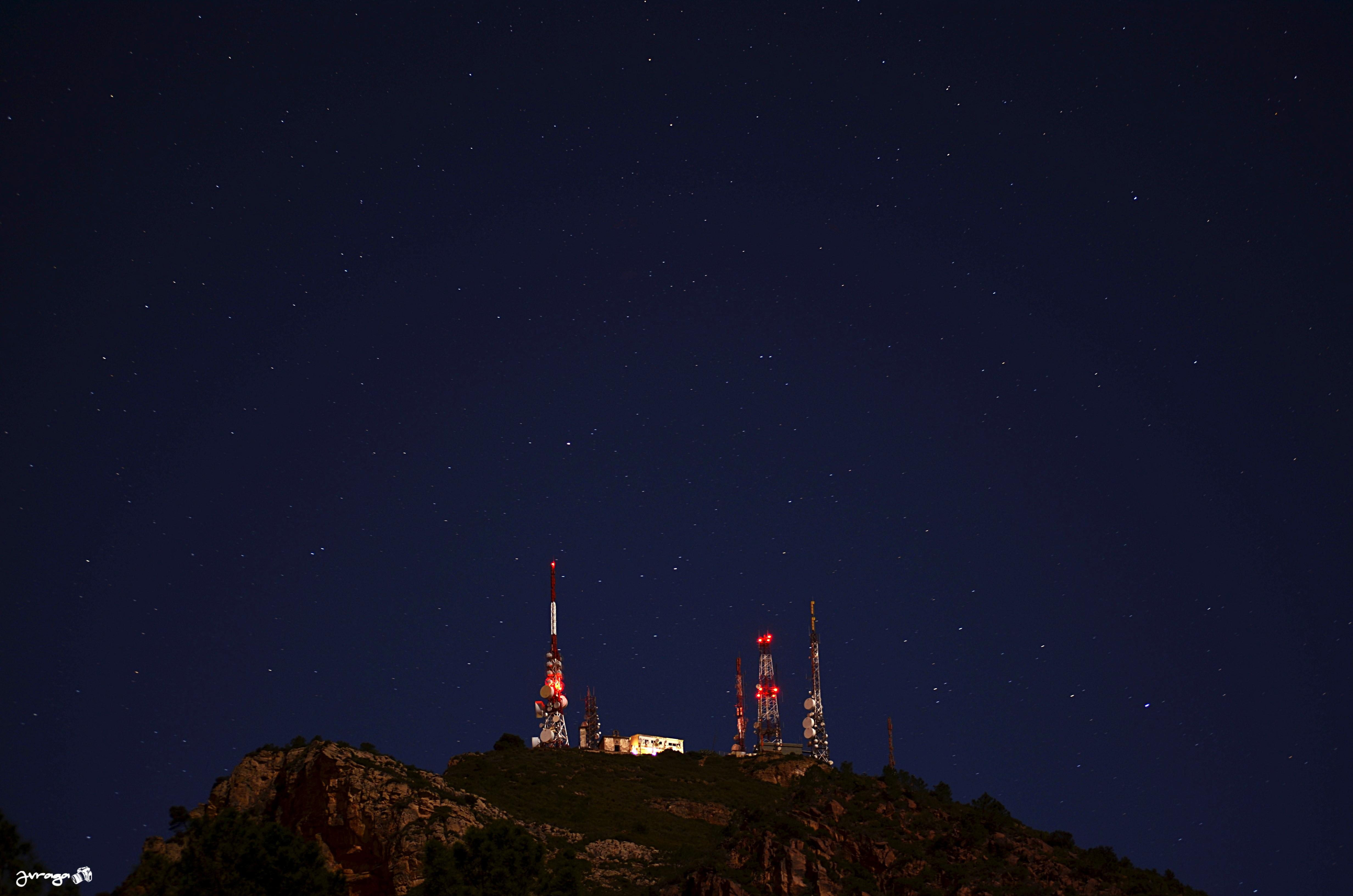 Antenas monte Bartolo