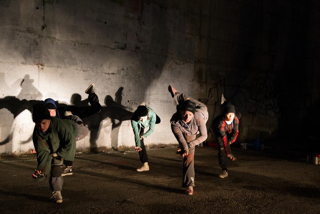Palestine - Night Rehearsal
