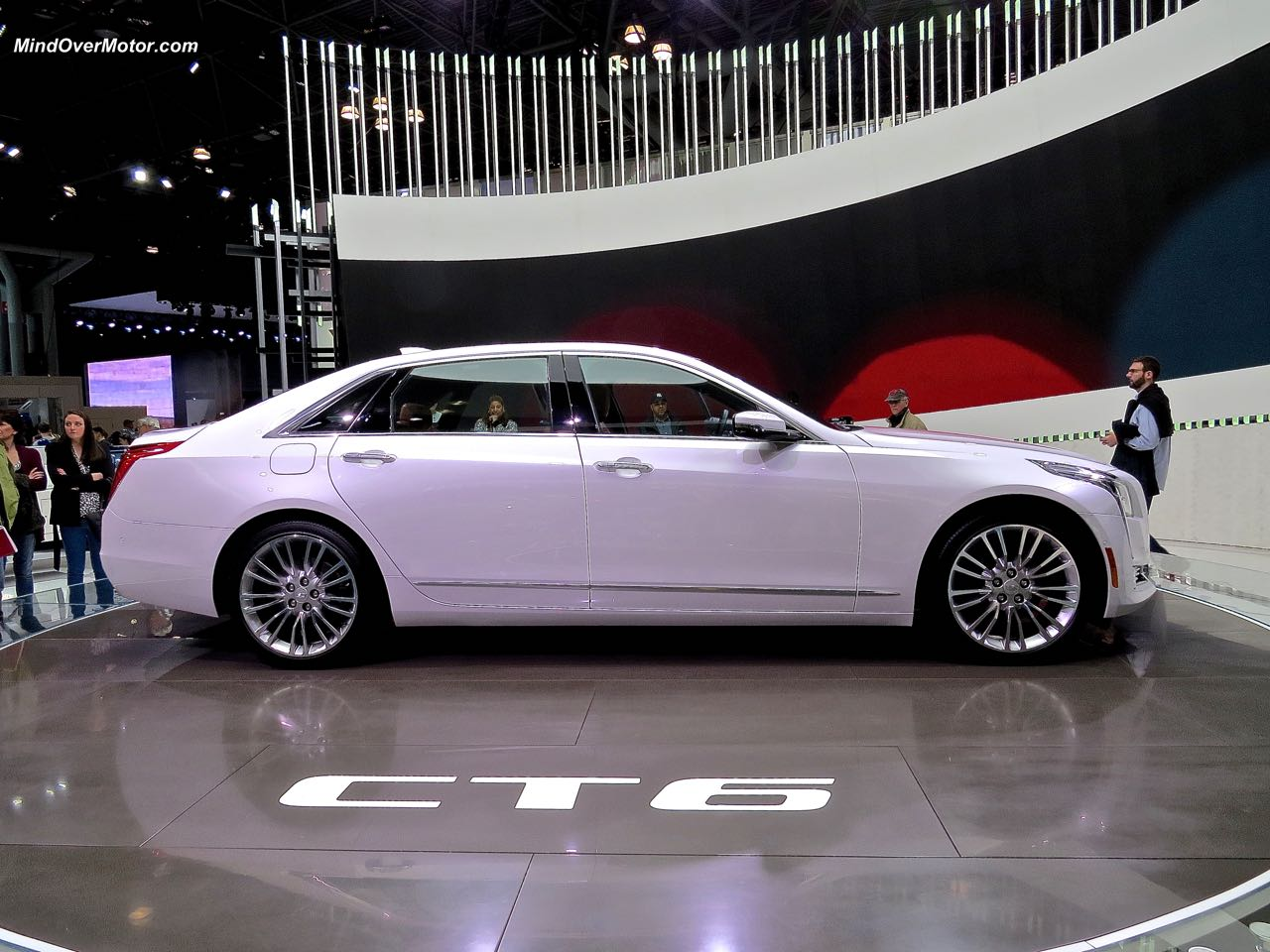 Cadillac CT6 Profile