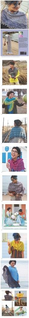 KS: Kirsten Kapur Shawl #1