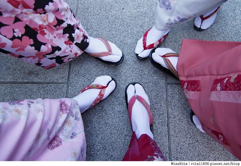 日本東京 東京和服體驗 淺草和服 淺草七變化 淺草七變化預約教學34