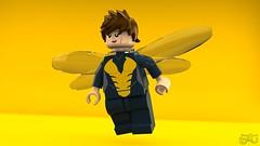 LEGO MARVEL Superheroes - Wasp