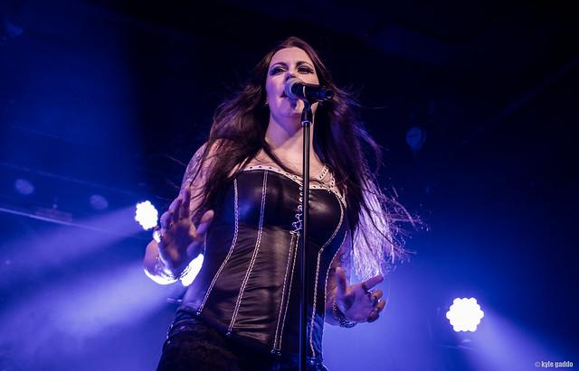 Nightwish @ Concord Music Hall, 4/18/15