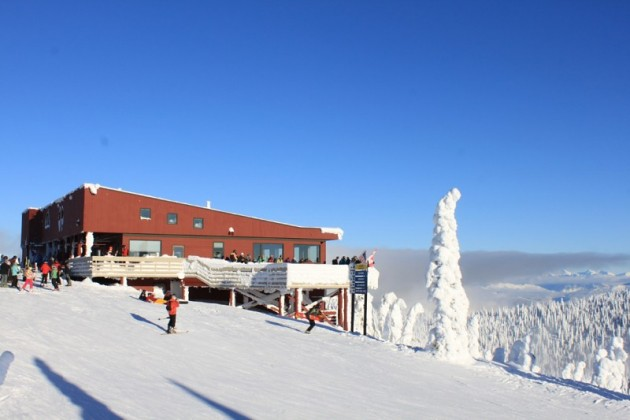 Summit House at Whitefish