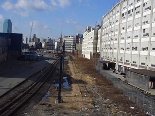 Sunnyside Yard loop