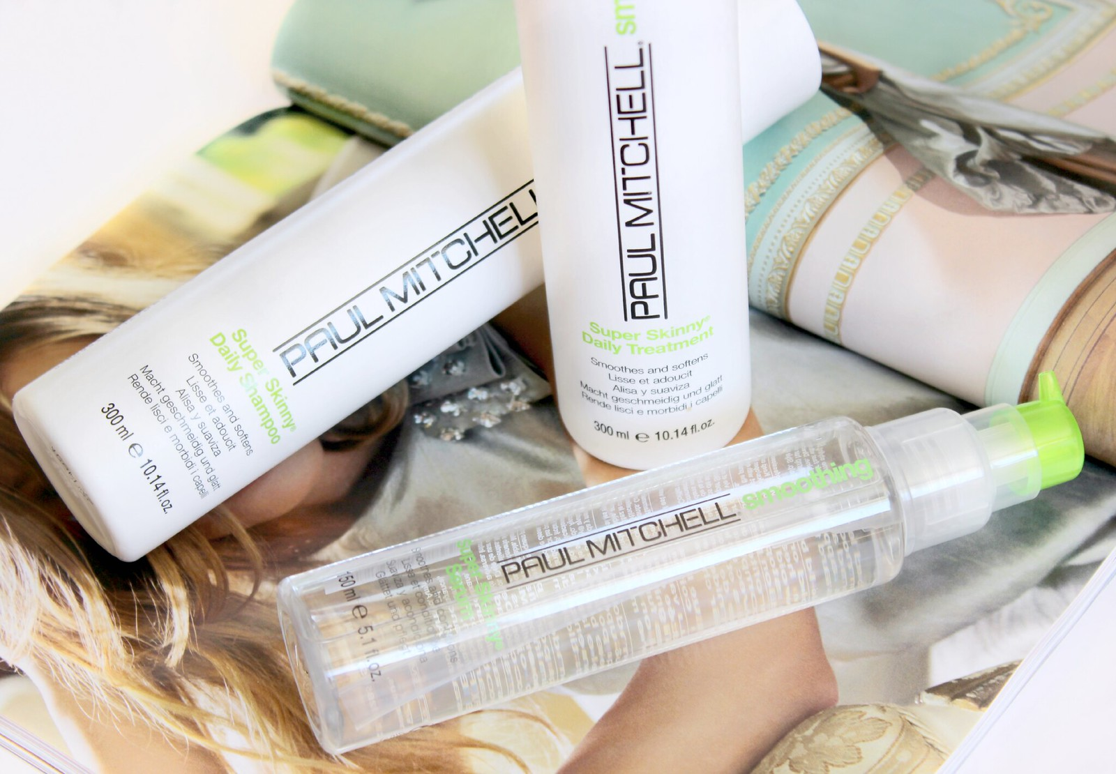 Paul Mitchell Super Skinny Hair Care Review