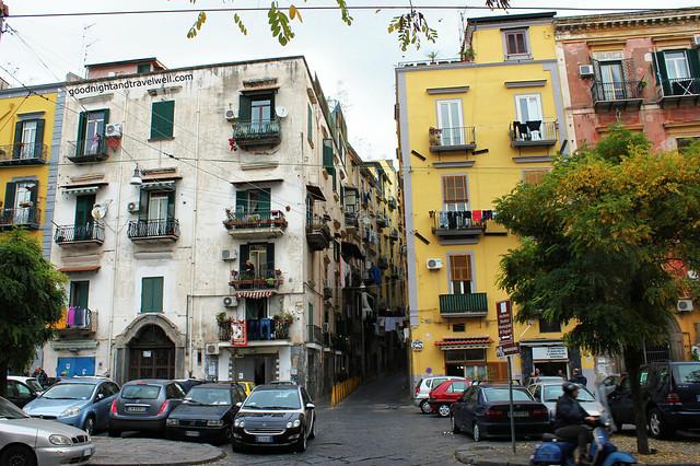 Napoli - Strade
