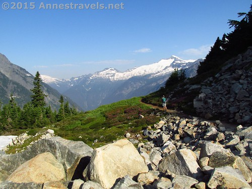 Cascade Pass, North Cascades National Park, Washington