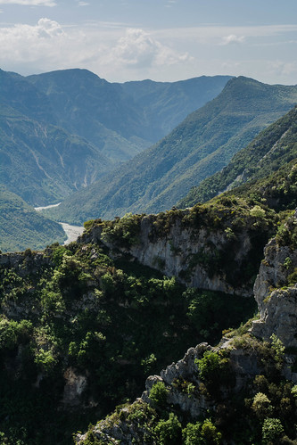 mountain mountains landscape outdoor hill greece gorge mountainside epirus elliniko tzoumerka arachthos