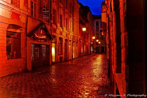 Ville de Lille ( Nord France )