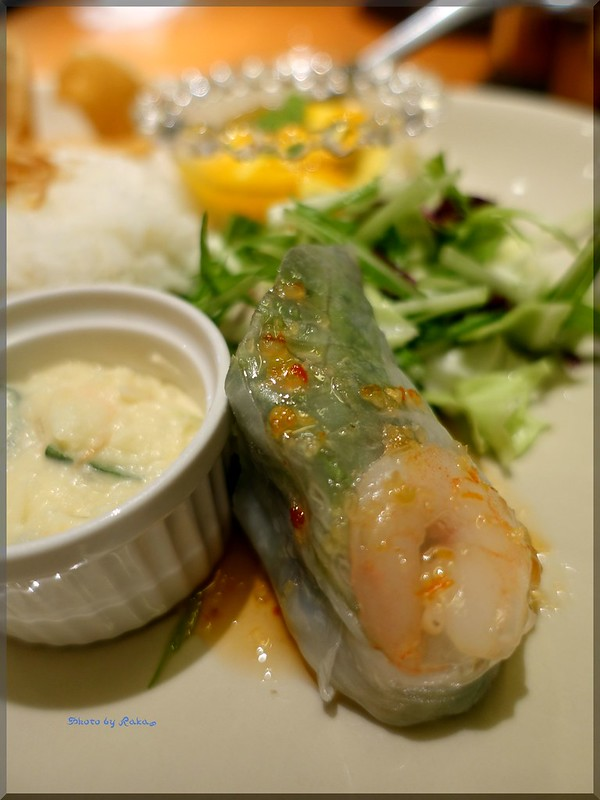 Photo:2015-11-06_T@ka.の食べ飲み歩きメモ(ブログ版)_ランチでスペシャルコンボを【田町】Taka's Kitchen_03 By:logtaka