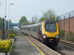Burton on Trent Station