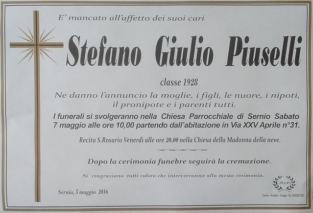 Piuselli Stefano Giulio