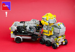 MRL - Mobile Pit Rig & Crew