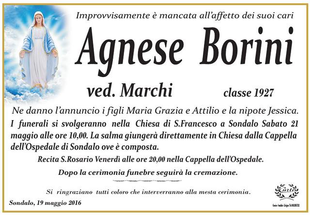 Borini Agnese