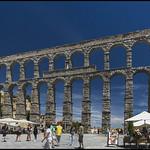 Acueducto de Segovia képe. acueducto segovia roman romana spain españa d750 24120 nikon