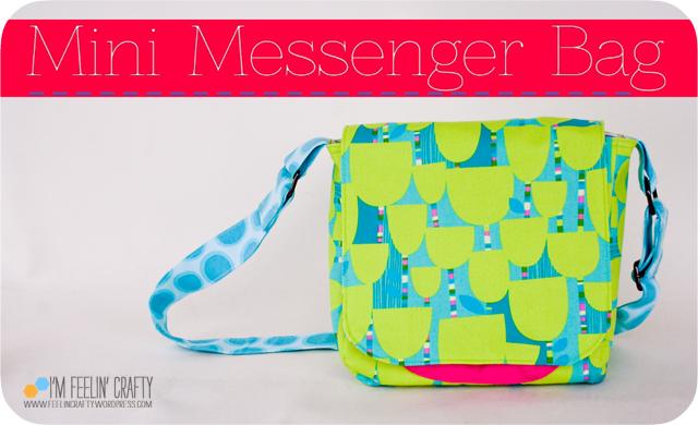 The Mini Messenger Bag –