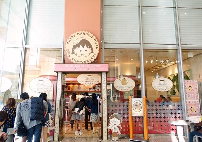 2 台場富士電視台櫻桃小丸子咖啡