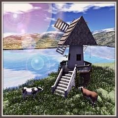 CHEZ MOI Windmill NEW! Multi pose couples & singles