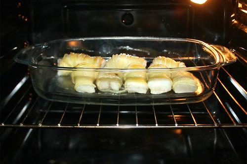 37 - Fisch im Ofen garen / Bake fish in oven