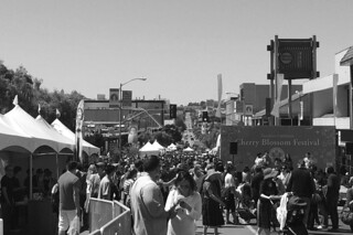 Cherry Blossom Festival - Post Street