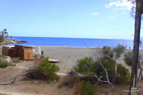 Playa Jaquinta, El Medano