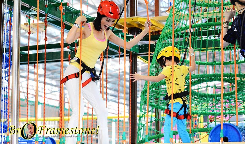 Amber Chia EnerZ Indoor Extreme Park