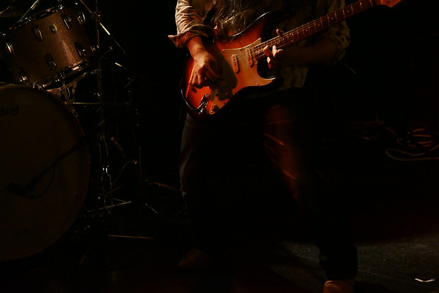 ROUGH JUSTICE live at Outbreak, Tokyo, 20 Apr 2015. 397C