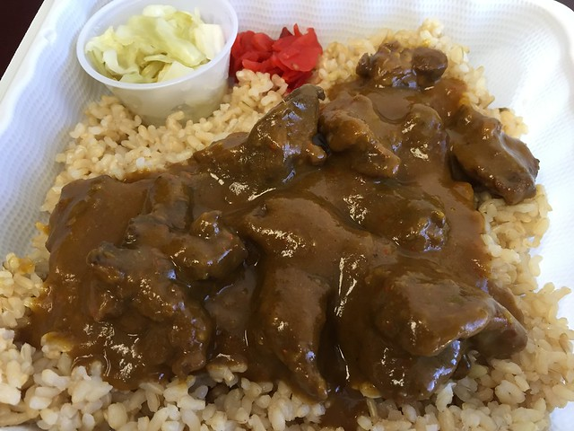 Beef curry - Muracci's Japanese Curry & Grill