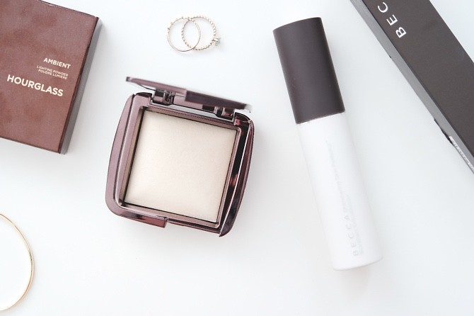 Hourglass Ambient Lighting Powder Diffused Becca Shimmering Skin Perfector