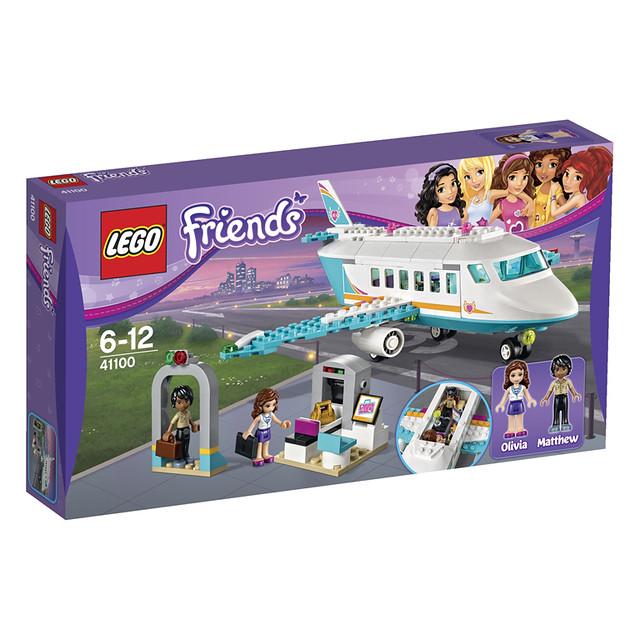 LEGO Friends 2015: 41100 - Heartlake Private Jet