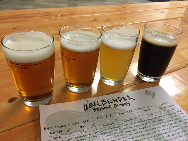 Hellbender Brewing Company