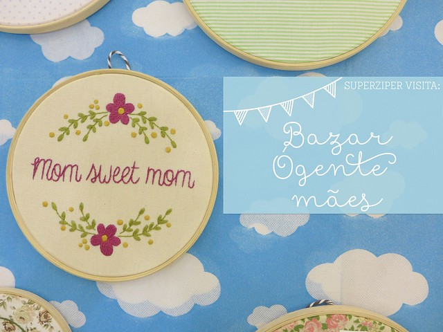 Bazar Ógente Mães 2015