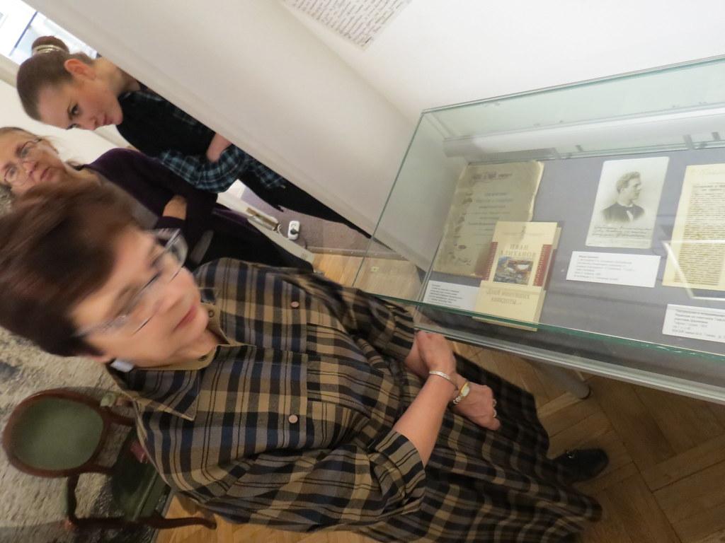 «Клип Водил Меня Серега На Выставку Ван Гога Смотреть» — 2004