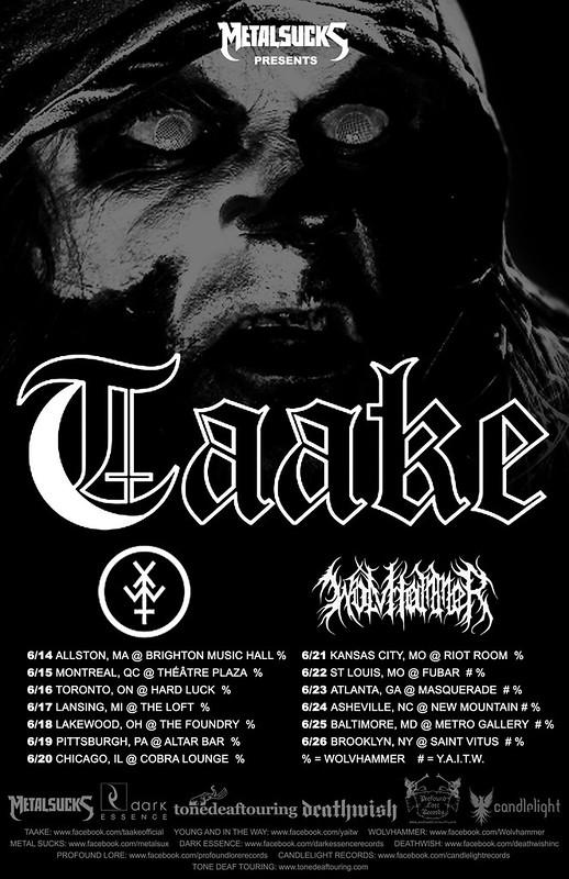 Taake at Metro Gallery