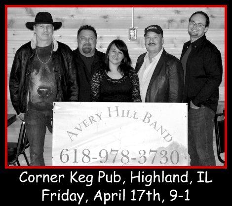 Avery Hill Band 4-17-15